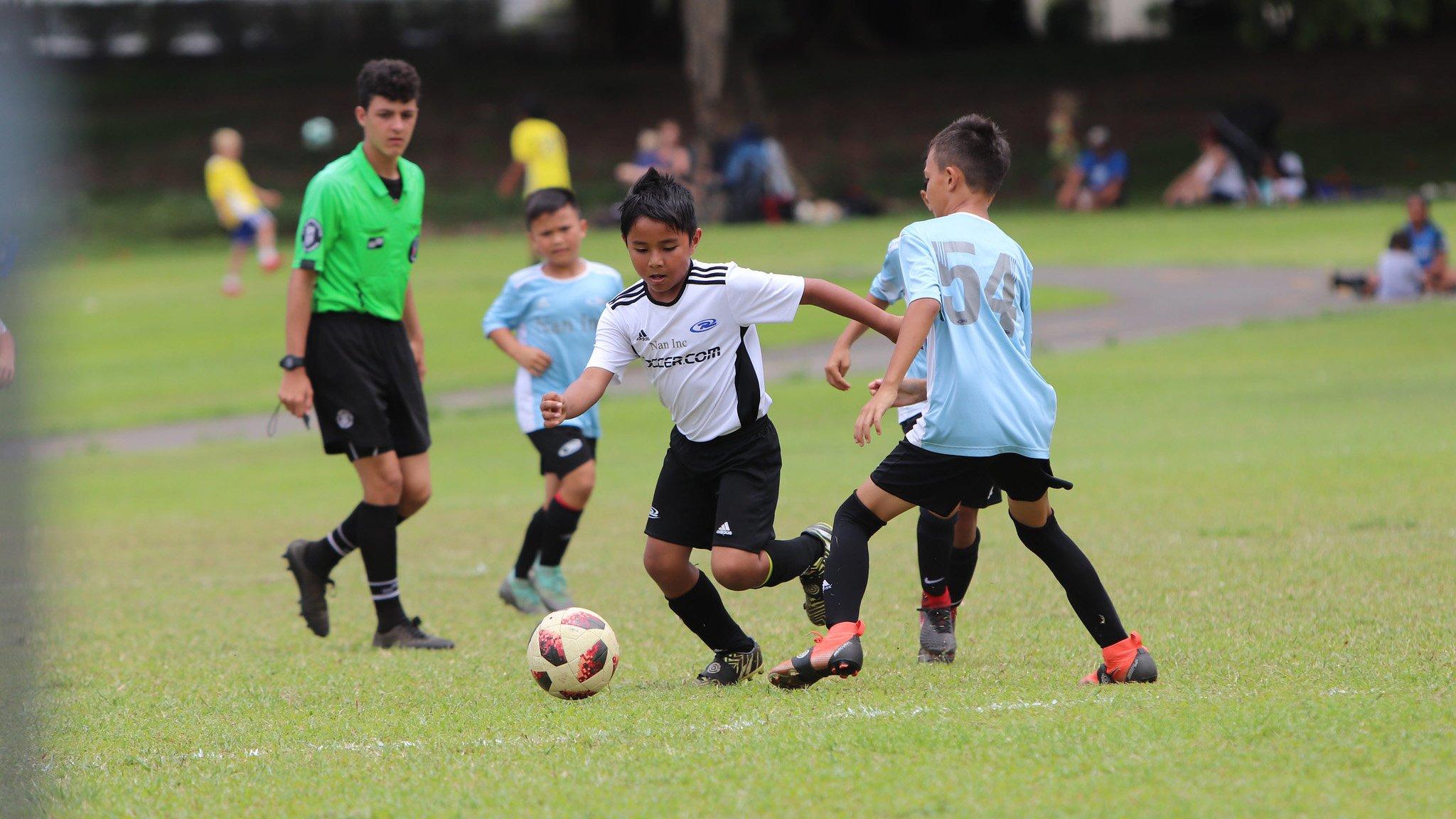 Big Island Rush Hawaii Soccer 2009 Boys