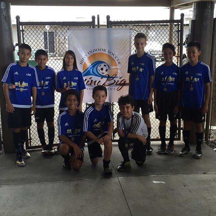 Rush U12 Boys Team