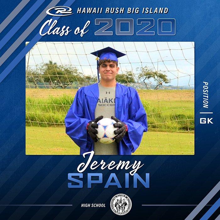 Jeremy Spain
