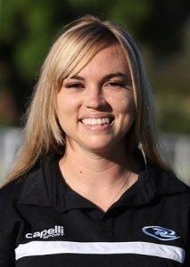 Sabrina Scott, Hawaii Rush Big Island Coach