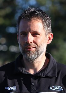 Steven Cootey, Hawaii Rush Big Island Coach