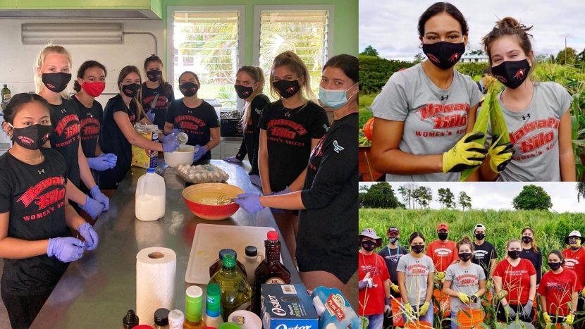 UHH Vulcan Womens Soccer Volunteer Crew